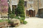 Le château de la Galissonnière abrite de magnifiques salles de réception.