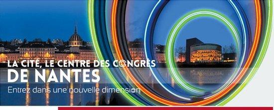 Newsletter de la Cité des Congrès de Nantes