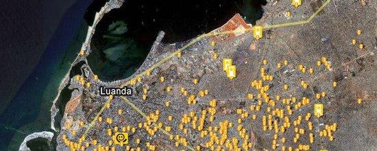 Ajout des fonctionnalités de géolocalisation des téléphones