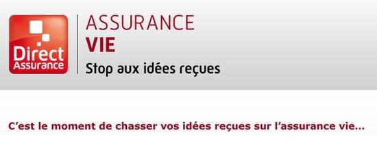 Campagnes d'e-mailing Direct Assurance Vie et Direct Assurance Santé