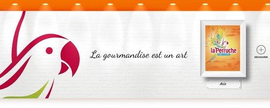 Hébergement annuel du site La Perruche