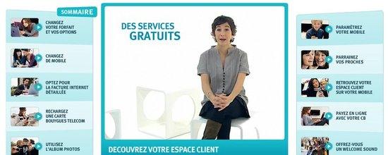Présentation vidéo des espaces client Forfait et Carte de Bouygues Telecom