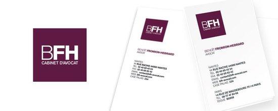 Création du logo et de la charte graphique du cabinet