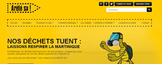 Refonte du site aretesa.fr