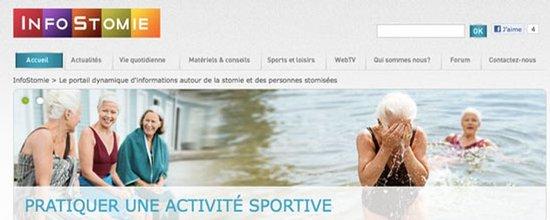 Infostomie, le portail dynamique d'informations autour de la stomie