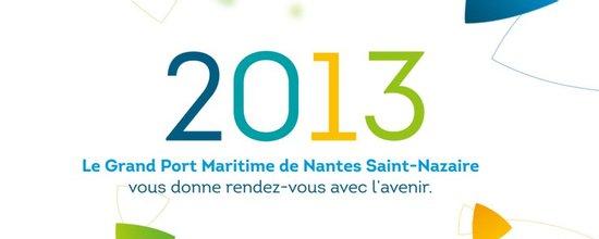 Carte de Voeux papier et numérique 2013