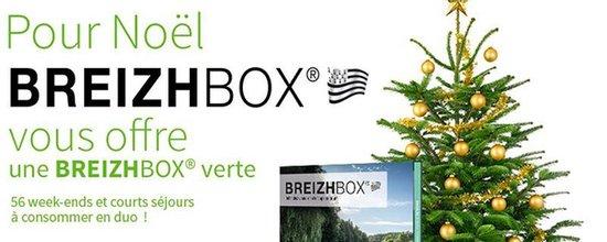 Jeu Facebook de noël BreizhBox