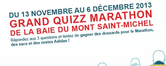Grand Quiz du Marathon