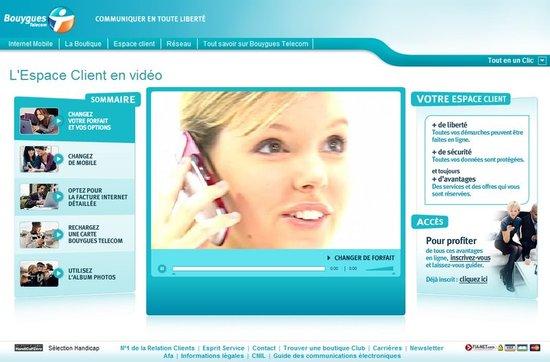 Découvrir l'Espace Client Bouygues Telecom en vidéo