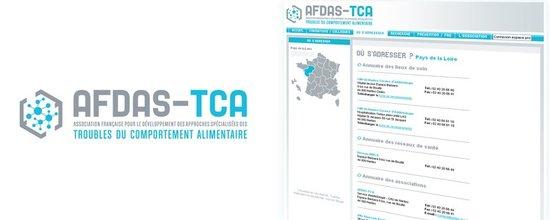 Réalisation et développements dynamiques du site Web de l'AFDAS-TCA