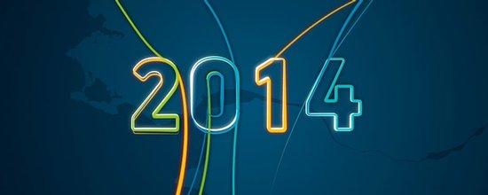 Voeux numériques 2014
