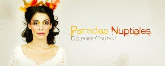Site de la chanteuse Delphine Coutant