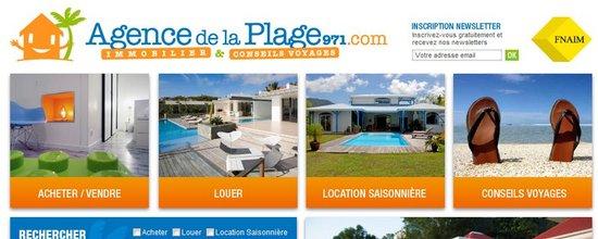 Immobilier et Conseil voyages en Guadeloupe
