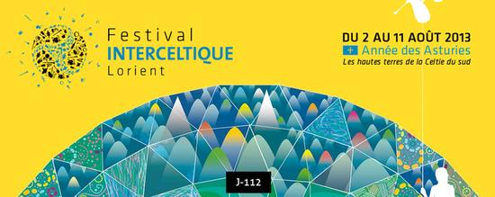 Webdesign du site du Festival