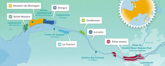 Une carte du Port en datavisualisations