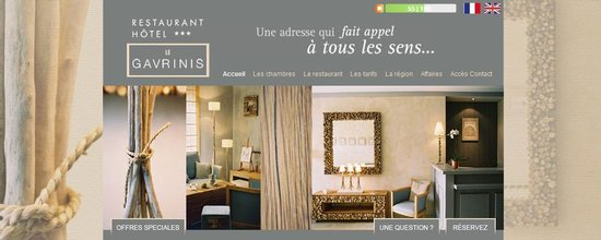 Optimisation du site Gavrinis