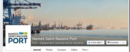 Accompagnement du Port sur réseaux sociaux