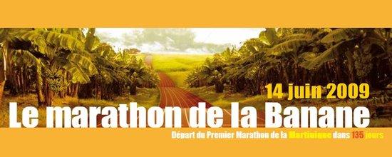 Réalisation du site du marathon de la Banane