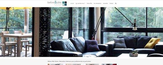 Site web de Before After Home