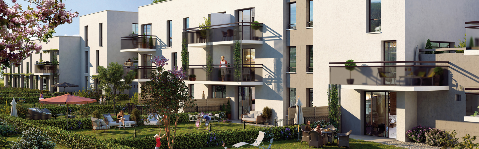 NOUVEAU � Toulouse : Les Coteaux de Pech David