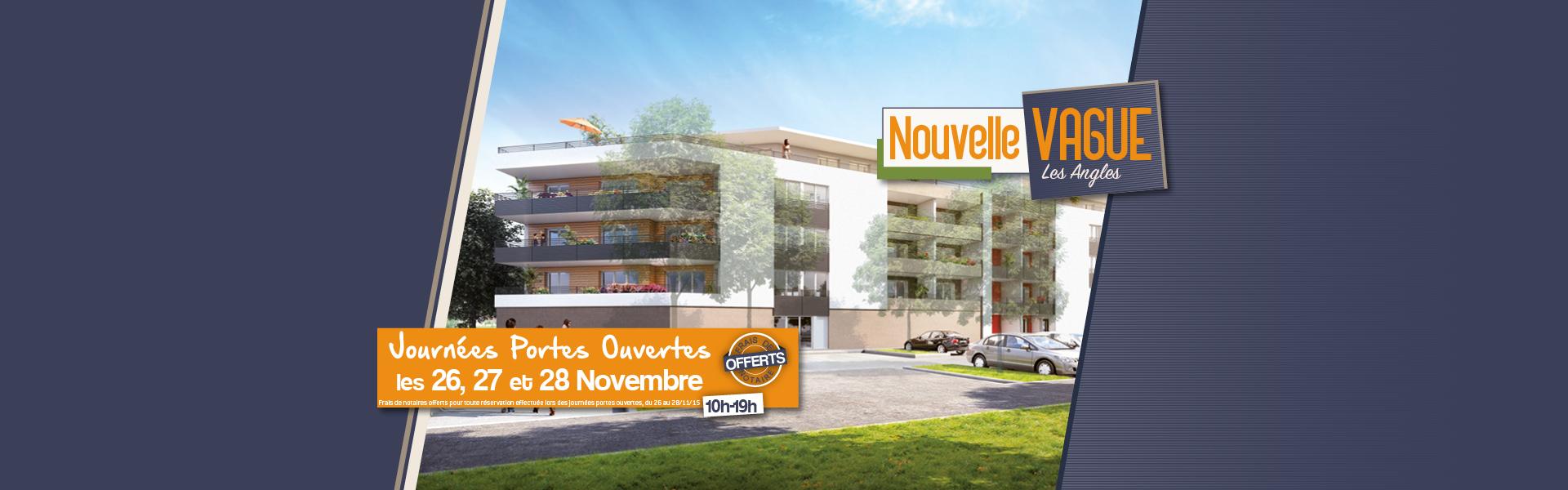 LES ANGLES (30) : Nouvelle r�sidence � 5 min d'Avignon !