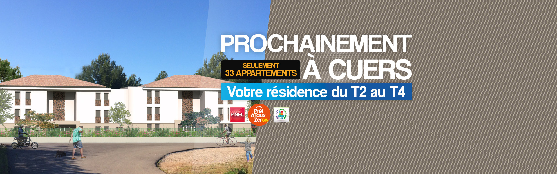 CUERS (83) : Votre appartement � 15 mn de Toulon