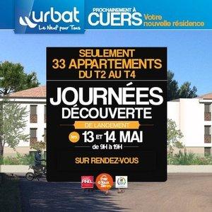 83 - CUERS : Nouvelle r�sidence - Journ�es D�couverte du 13 au 14 Mai
