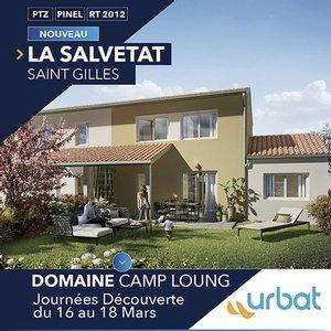 31 - LA SALVETAT-ST-GILLES : Domaine Camp Loung - Journées Découverte du 16 au 18 Mars