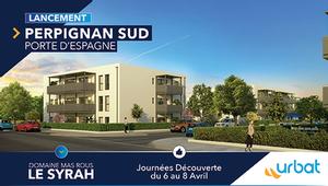 66 - PERPIGNAN : Le Domaine Mas Rous - Syrah - Journées Découverte du 6 au 8 Avril