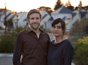 Grégory Valton et Camille Hervouet