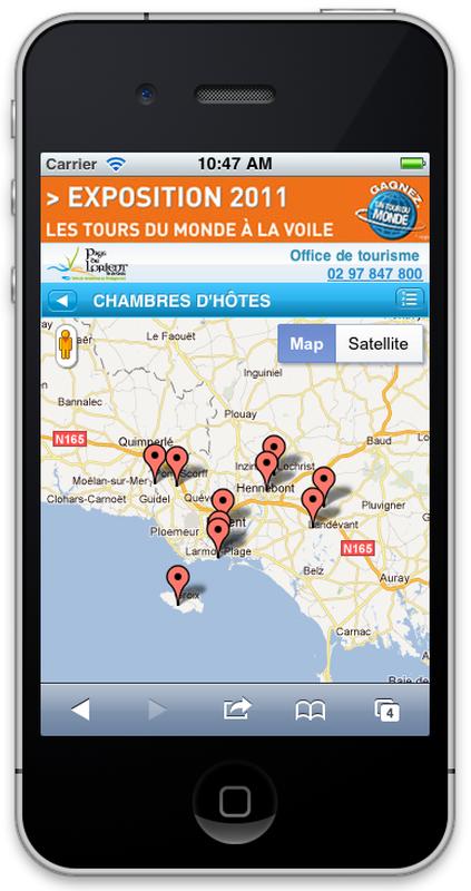 Poisson bouge nantes ty mobil 39 le site mobile de l - Office du tourisme de nantes telephone ...
