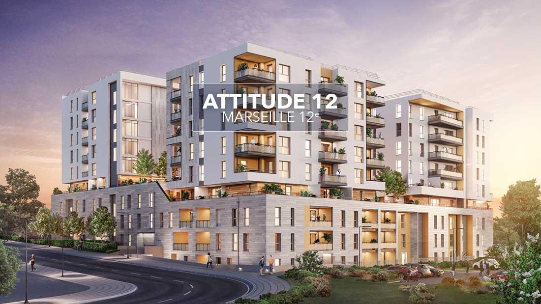 13 - MARSEILLE : Attitude 12