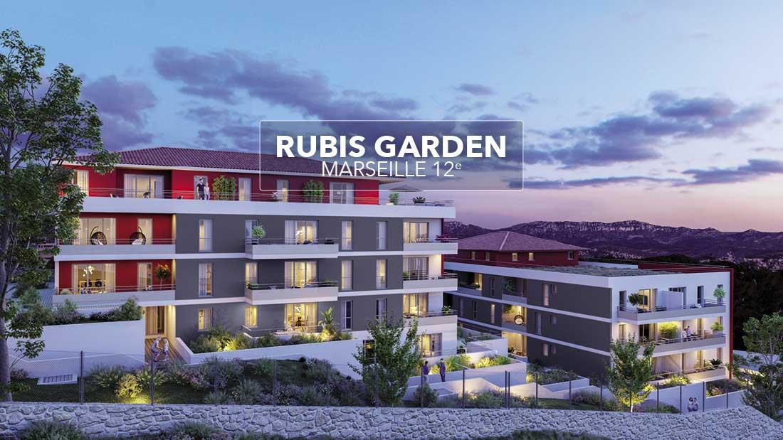 13 - Marseille - Rubis Garden