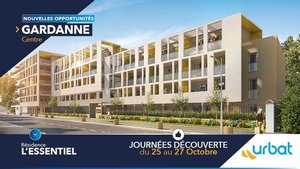 GARDANNE - 3 Jours pour devenir propriétaire à 30 min. de Marseille