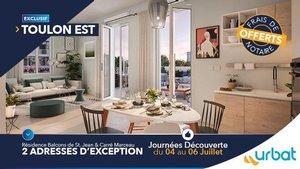 Toulon Est : 2 Adresses d'exception