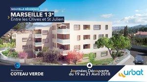 13 - MARSEILLE 13e: Coteau Verde: Journée Découverte du 19 au 21 Avril
