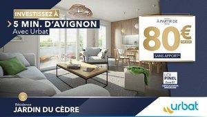 AVIGNON - Investissez au Pontet, à 5 minutes de la place de l'horloge - Vaucluse - 84