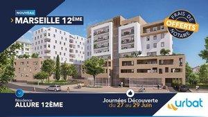 NOUVEAU : Allure 12ème, une résidence dèjà emblématique à Marseille.
