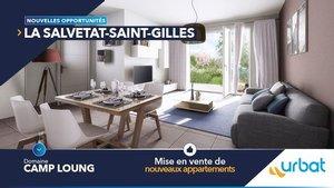 31 - LA SALVETAT SAINT GILLES: Nouveaux appartements à découvrir