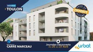 Carré Marceau : Nouvelle résidence à Toulon