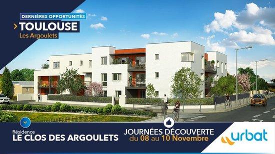 TOULOUSE - Plus que 5 appartements neufs pour devenir propriétaire