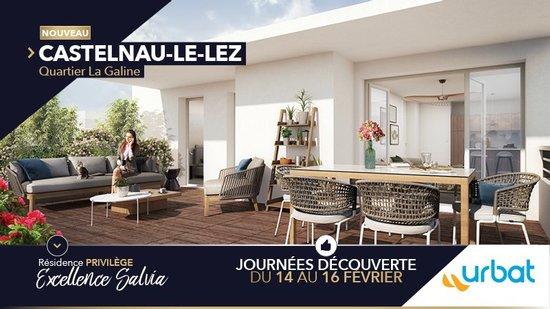 CASTELNAU-LE-LEZ : 3 Jours pour devenir propriétaire de votre appartement privilège