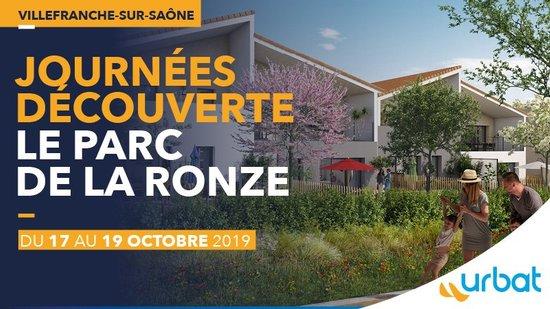 VILLEFRANCHE-SUR-SAÔNE : Journées Découverte Le Parc de la Ronze